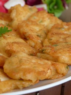 Salty Foods, Shrimp, Chicken Recipes, Food And Drink, Meat, Nova, Ground Chicken Recipes, Recipes With Chicken
