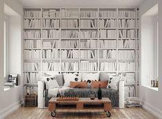 Fototapet+-+Library