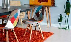 Groupon sedie ~ Sedie ufficio impilabili antishock modello zebra in policarbonato