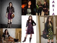 aria montgomery - I love everything she wears