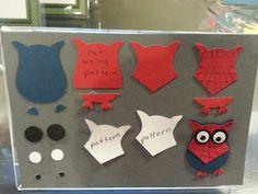 Halloween Spiderman 2 - Stampin' Connection