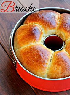 TENGO UN PLAN B nos enseña cómo hacer un brioche exquisito. ¡Repetirás! Biscuit Bread, Pan Bread, Bread Cake, Bread Recipes, Cooking Recipes, Brioche Bread, Sweet Dough, Donuts, Sweet Cakes