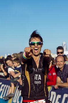 #GareggiaConilCampione - Luca Conti