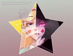"""Hice este dibujo después de haber visto el capitulo """"Baby"""", la verdad es que estoy muy entusiasmada con Star vs the forces of evil *-* www.facebook.com/BreeSciarpa breesciarpa"""