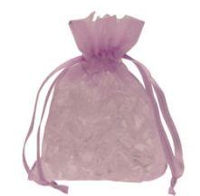 Lilac Organza Favour Bag Lilac Organza Favour Bag (7 x 10cm) £1.98