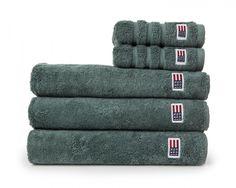Lexington Company Home - Bathroom Fall Original Towel Balsam Green.