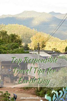 Soul Travel Blog Top Responsible Travel Tips 2017