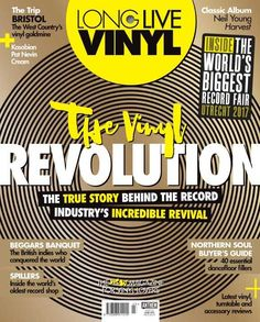 Long Live Vinyl - June 2017 English | 132 Pages | True PDF | 45 MB Long Live Vinyl is a brand new magazine for vinyl collectors and enthusiasts from the m