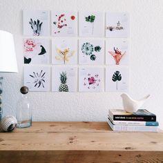 2015 Botanical Calendar with instagram photos. 5.5 by MilesOfLight