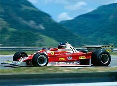 Reutemann - Ferrari