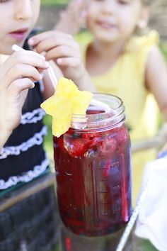 Hibiscus Tea Sparkler Healthy, tasty and hydrating #forthofjuly