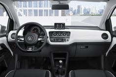 VW up! vinyl interior | VW up! | Pinterest | Vw and Cars