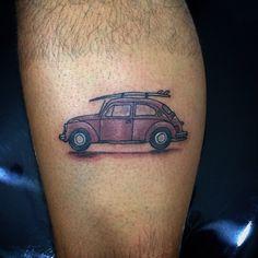 #tattoo #fusca #alelasevicius