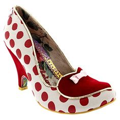 Irregular Choice Dotty Love