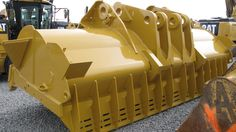 Rebuilt CAT 994D Bucket (26 cu yd) Oil And Gas, Caterpillar, Wooden Toys, Bucket, Cats, Gatos, Wood Toys, Buckets, Kitty