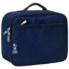 Kids Blue Lunch Box