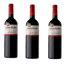 Vin rouge Grand Feudo Crianza 75 Cl - LOT DE 3