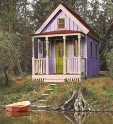 Tumbleweed Houses... soooo cute!