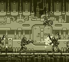 Dead Space para Game Boy (sem Color).