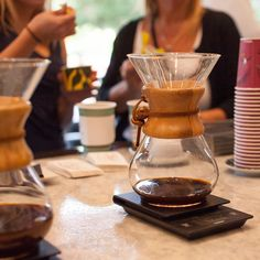 Tomorrow from 1-3pm, White Pine Coffee will be here discussing single origin coffee from our new Microlot Pour Over bar! #whitepinecoffee