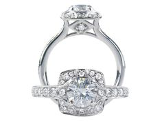 Ritani for Forevermark Engagement Ring