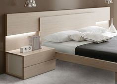 Bedroom Furniture Design, Bed Furniture Design, Interior Design Bedroom, Modern Bedroom Design, Wooden Bed Design, Bedroom Interior, Modern Bed, Modern Bedroom, Bed Furniture