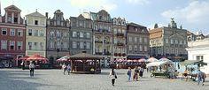 Marktplatz in Posen, Daveed'shome town