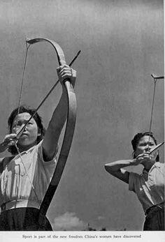 Antique maps & plans, old prints & engravings Archery, Vintage Prints, Vintage Photos, Woman Archer, Bow Quiver, Wild Forest, Cecil Beaton, Antique Maps, Present Day
