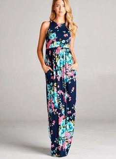 Adina Maxi Dress (Est 3 Weeks)
