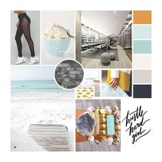 Nothing puts me in a good mood like sending off a #moodboard for a web design client  Finished this one up late last night while I took a break from coding and the beach and ice cream on this definitely cheered my spirits  . I am so grateful to be able to have people who believe in me and let me use my creative mess of a brain to create things for them. Whether it be a photograph website logo etc it really is a blessing that my work is made up of my hobbies  . If you're interested in setting…