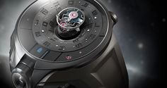 Black Hole Tourbillon| Thierry Fischer