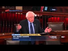 """Bernie Sanders & John McCain on VA Health Care Bill 