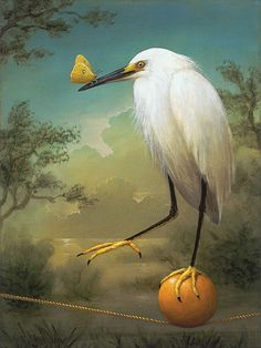 ♨ Intriguing Art Images ♨ surreal art photographs, paintings & illustrations - Kevin Sloan