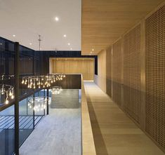 The Overlapping Land House interior | Singapore |  Neri and Hu