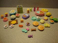 ♥ Littlest Pet Shop Lot ♥ Food Accessories | eBay