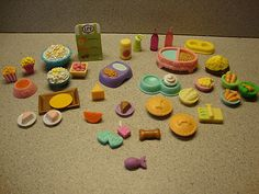 ♥ Littlest Pet Shop Lot ♥ Food Accessories | eBay