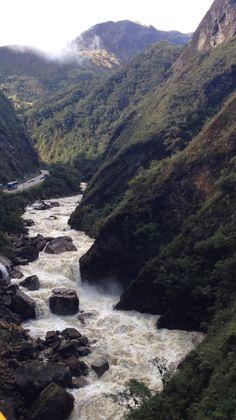 Río Yopal a sogamoso grandeza de la naturaleza