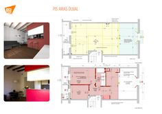 Floor Plans, Loft, Furniture, Home Decor, Building Information Modeling, Tecnologia, Architecture, Projects, Lofts