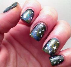 Lacquer: The Best Medicine!: Polish Days: To Boldly Go...