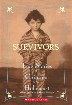 Gripping and inspiring, these true stories of bravery, terror, and hope chronicle nine different children's experiences during the Holocaust. These are the true-life accounts of nine Jewish boys and g                                                                                                                                                                                 More