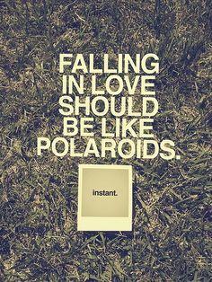 like polaroids