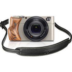 Hasselblad Stellar Special Edition Digital Camera (Champagne/Zebra Wood)