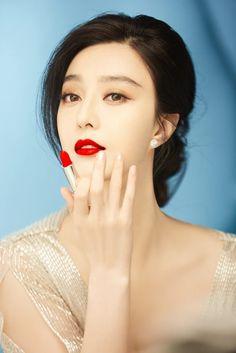 dedicated to the beautiful chinese actress, Fan BingBing