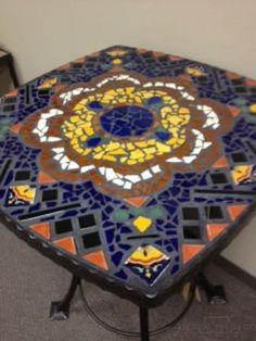 Talavera Mexican Ceramic Tile   Broken For Mosaics