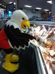 SWOOP at the Bakery #UTTyler #Swoop
