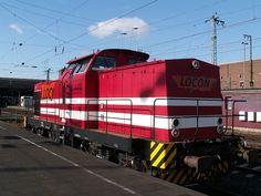 Diese V100 der Ahaus Alstätter Eisenbahn GmbH  Locon ---- Zwitserland (private)