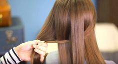 Veja este tutorial que vai te ensinar a criar um penteado incrivelmente simples e elegante usando somente as suas mãos. Pode parecer difícil no começo, mas é só uma questão de exercício... vale…