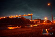 Coal storage facility in Kalimantan Indonesia  MINESCAPES - The adventures of a mining photographer in Indonesia