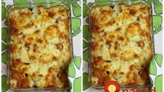 Lasagna, Pizza, Cheese, Ethnic Recipes, Food, Essen, Meals, Yemek, Lasagne