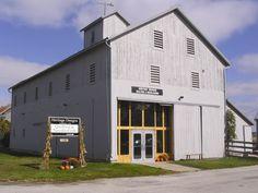 Heritage Designs Quilt Shop in Amana Iowa... Nice shop, wonderful area to visit...